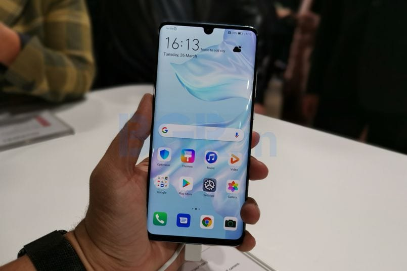 Huawei P30, P30 Pro first impressions: All about the cameras, and more